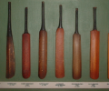 cricket old bats history