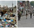 Kashmir and Karachi