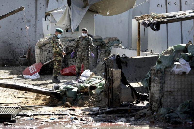 افغان طالبان کے حملے تیز۔ غنی حکومت کیلئے الیکشن درد سر بن گیا